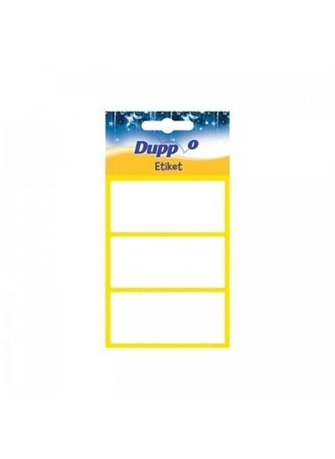 Artikel Dp-045 Etiket 18 Adet, Defter Kitap Etiketi, Okul Etiketi Renkli